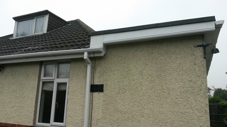 Turner Roofing Fascias and Soffits