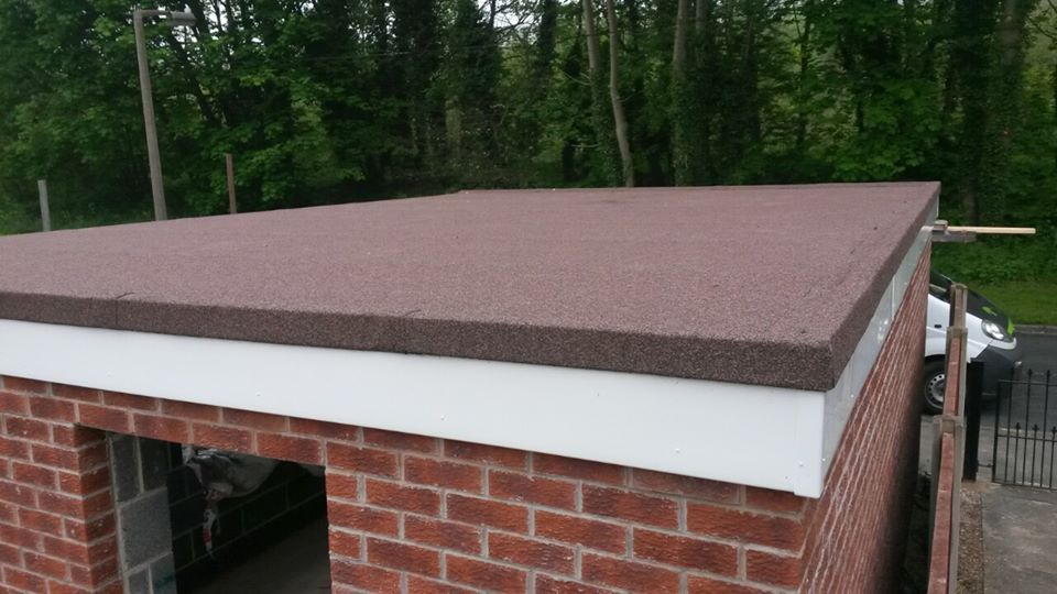 Turner-Roofing Flat Roof