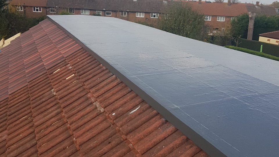 Turner Roofing Flat Roof