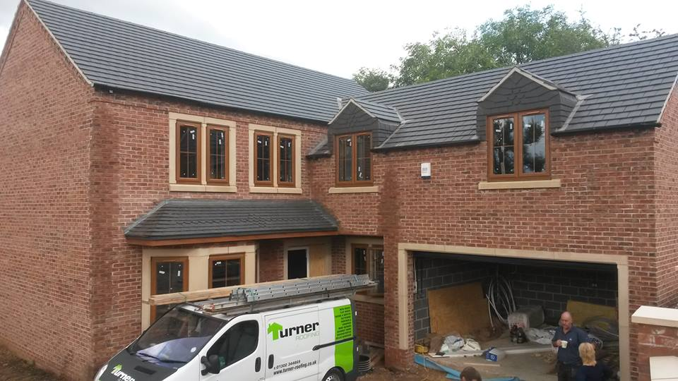 Turner Roofing - New Roof